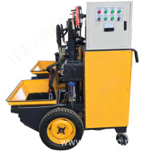 Electric hydraulic type mini concrete pump